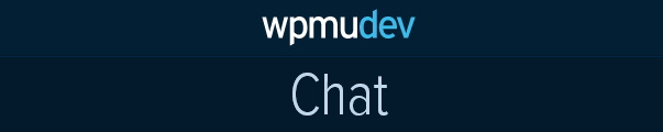 Chat by WPMUDEV