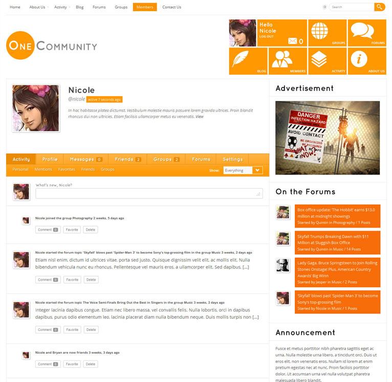 3zar-premium-BuddyPress-Theme